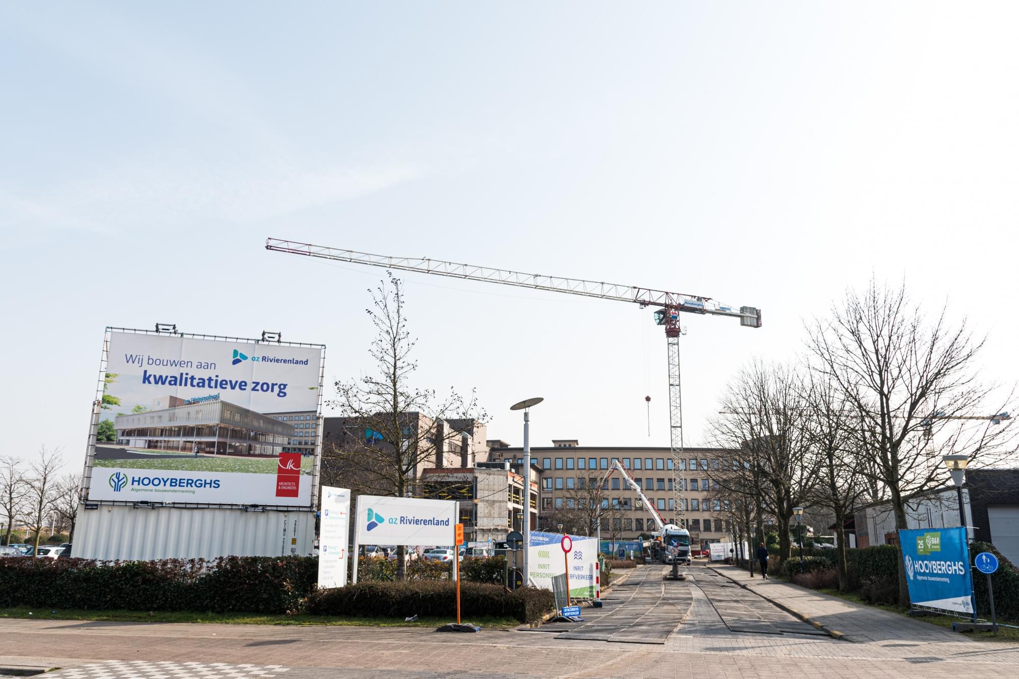 Plechtige start AZ Rivierenland - Willebroek (3)