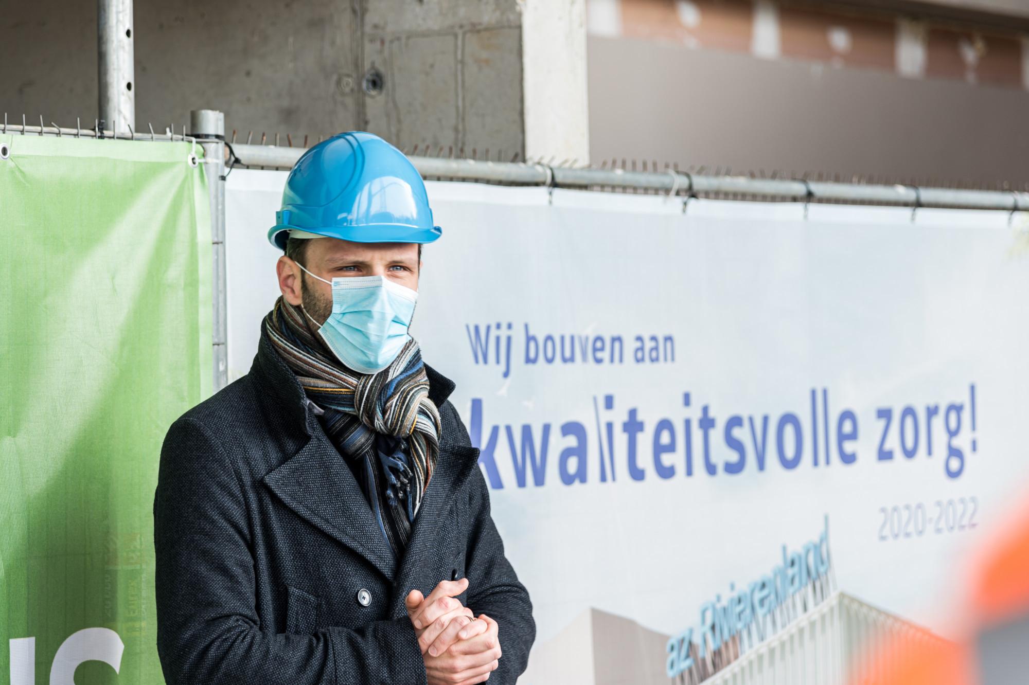 Burgemeester Rumst - Jurgen Callaerts